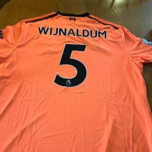 Liverpool Kit in Orange